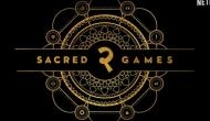 Sacred Games 2: Being just showrunner made me more objective says, Vikramaditya Motwane