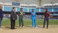 Asia cup 2018: भारत ने टॉस जीतकर लिया गेंदबाजी का फैसला, जडेजा प्लेइंग इलेवन में शामिल