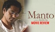 Manto Movie Review: This Nawazuddin Siddiqui starrer film says it's the right time to show the mirror to Indian media