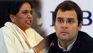 Assembly polls 2018: Mayawati slams Congress; BSP to go solo in Rajasthan and Madhya Pradesh polls