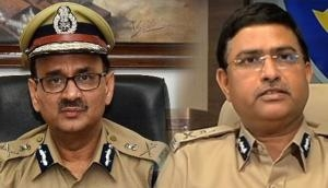 Watch: 4 'suspicious' men held from outside CBI director Alok Verma's house; Delhi police probing the case