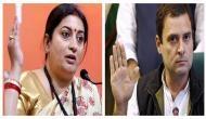Smriti Irani slammed Rahul Gandhi for calling PM Modi a 'thief'