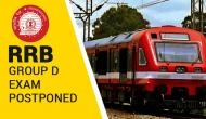 RRB Group D Exam Postponed: Know in which city Level 1 exam has been postponed and why