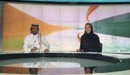 इस देश में पहली बार टीवी पर किसी महिला एंकर ने पढ़ी न्यूज, सोशल मीडिया में जमकर हो रही तारीख