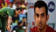 विराट कोहली को 'डरपोक' कहने वाले PAK खिलाड़ी को गंभीर की फटकार, कहा- जितने तुमने...