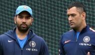 रोहित शर्मा - MS धोनी को लेकर इन दो IPL टीमों के बीच ट्विटर पर  छिड़ी जंग ! जानें वजह