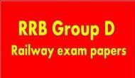 RRB Group D Exam: आज 1st शिफ्ट में पूछे ये सवाल, देखें GA, मैथ और रीजनिंग के प्रश्न