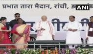 PM मोदी ने किया आयुष्मान भारत का शुभारंभ, बोले- पूरी दुनिया में नहीं है ऐसी योजना