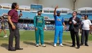 Asia Cup 2018, Ind vs Ban, 2nd match: Sarfraz Ahmed wins the toss and elects to bat first