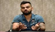 Kohli wants to set benchmark before ICC 2019 WC