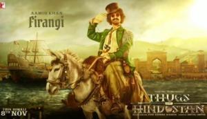 Thugs Of Hindostan: Meet Aamir Khan as 'Firangi' in Vijay Krishna Acharya's period drama film