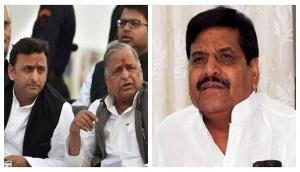 Big blow to Shivpal Yadav after Mulayam Singh shared stage with his son and SP president Akhilesh Yadav