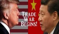 अमेरिका और चीन के बीच व्यापारिक युद्ध का हुआ शंखनाद, भारत पर होगा ये गंभीर असर