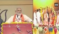 भोपाल: PM मोदी बोले- कांग्रेस झूठ फैला रही है, जातिवाद से देश का भला नहीं होगा