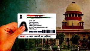 आधार कार्ड पर SC का बड़ा फैसला, कुछ शर्तों के साथ आधार की संवैधानिक वैधता बरकरार