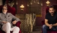 'ठग्स ऑफ हिंदोस्तान' को लेकर अमिताभ और अामिर ने दिया दर्शकों को ये बड़ा तोहफा, देखें वीडियो