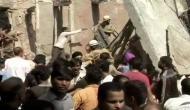 5 labourers hurt as under-construction building falls