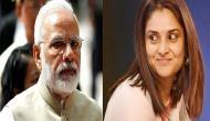 PM मोदी पर आपत्तिजनक ट्वीट के लिए कांग्रेस की IT सेल संयोजक के खिलाफ देशद्रोह का केस दर्ज