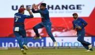 एशिया कप : अफगानी फिरकी के आगे भारतीय बल्लेबाज़ हुए पस्त, टाई रहा मुकाबला
