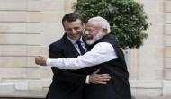 PM मोदी को UN ने दिया 'चैंपियंस ऑफ द अर्थ अवार्ड', फ्रांस के मैक्रों को भी मिला सम्मान