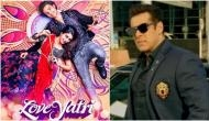 Bharat star Salman Khan takes a dig at Race 3 box office failure; says, 'wants LoveYatri to be Rs 170 crore worth Flop'