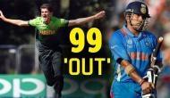 पाकिस्तान के ये गेंदबाज भी ले चुके हैं 99 रन पर विकेट, सचिन और द्रविड भी हुए हैं इनकी गेंद का शिकार