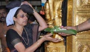 सबरीमाला मंदिर फैसला: इस महिला जज ने किया मंदिर में महिलाओं की नो-एंट्री का समर्थन, बोलीं नही हटना चाहिए बैन