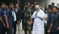 गृहमंत्रालय ने BJP के राष्ट्रीय अध्यक्ष अमित शाह को दी देश के राष्ट्रपति जितनी सुरक्षा !