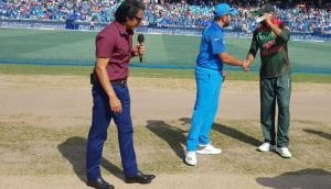Asia Cup 2018 Final, Ind vs Ban: Rohit Sharma, India won the toss and elected to bowl first