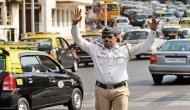 हाई स्पीड में कार चलाने पर कारोबारी को भरना पड़ा 1 लाख रुपये का चालान, बना रिकॉर्ड
