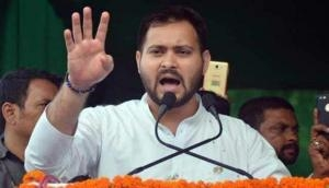 Tejashwi Yadav hits back at BJP, says why world's largest party using its full force against him