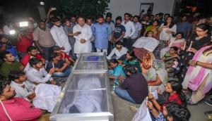 Apple Executive shot dead: Uttar Pradesh Minister justified the shooting; says 'Bullets are hitting only those who are criminals'