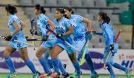 राष्ट्रीय शिविर के लिए 48 सदस्यीय भारतीय महिला हॉकी टीम का ऐलान