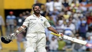Shikhar Dhawan has this record under his name in Test cricket which no other batsman has achieved