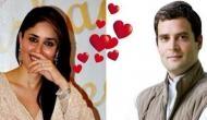 राहुल गांधी थे करीना कपूर की चाहत, डेटिंग पर जाने की थी तमन्ना