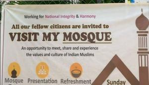 Hyderabad mosque opens doors to spread tenets of harmony