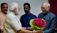 राष्ट्रपति रामनाथ कोविंद के 73वें जन्मदिन पर PM मोदी ने दी बधाई