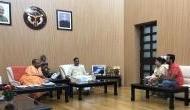 विवेक तिवारी मर्डर केस: CM से मिलने के बाद पत्नी बोलीं- योगी सरकार पर और बढ़ा भरोसा