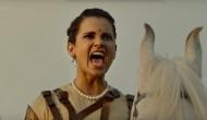 Manikarnika Teaser Out: Big B introduces Kangana Ranaut as the warrior queen of Jhansi in the most fierce look