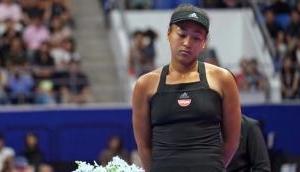 Injured Naomi Osaka pulls out of Hong Kong Open