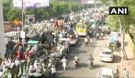 दिल्ली में महासंग्राम: सरकार के खिलाफ किसानों की 'क्रांति पदयात्रा', कई इलाकों में धारा 144 लागू