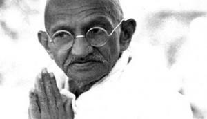 Mahatma Gandhi's commemorative bust unveiled in Germany's Trier