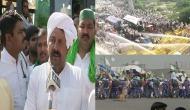 पुलिस लाठीचार्ज से किसानों में गुस्सा, बोले- सरकार को अपनी समस्या न बताएं तो क्या पाकिस्तान जाएं