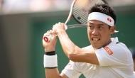 Kei Nishikori upsets Roger Federer in ATP Finals opener