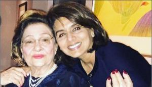 Neetu Kapoor posts an emotional message on Krishna Raj Kapoor's death