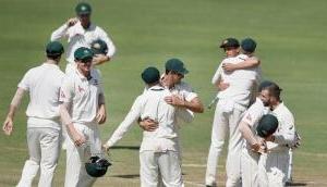 Australia slip to fifth spot in Test rankings