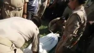 Uttar Pradesh: Shocking! 15-year-old girl beaten to death by 4 men for resisting rape; body hung from a tree