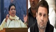 Mayawati targets MP-UP governments, says 'there's no difference between BJP & Congress'