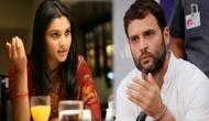Big Blow to Rahul Gandhi! Divya Ramya 'not happy' with Congress; skips work
