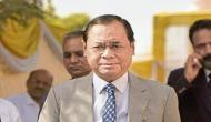 Karnataka MLAs' plea: Will pass appropriate order in Rohatgi, Singhvi's presence, says CJI